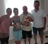Roccadarce: accoglienza, entusiasmo e tanto coinvolgimento per il 1° Ritiro di Yoga in Ciociaria. Apprezzata la presenza del consigliere comunale e comunitario Di Folco