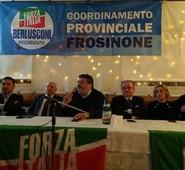 """Arpino, Forza Italia incontra i cittadini. Quadrini:"""" Siamo un partito che sa parlare alla gente, convintamente aperto a un nuovo futuro, che sa cogliere l'esigenza di un necessario rinnovamento."""""""