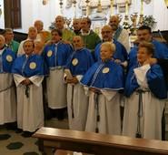Arpino, Confraternita Madonna delle Grazie. Rito Giuramento Organi.