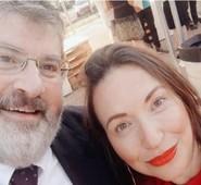 Quadrini si congratula con Moira Rotondo per la nomina a coordinatore provinciale di Azzurro Donna.