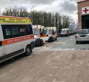 Sanità, Spaziani: Ambulanze bloccate per ore senza barelle. E' caos. L'appello di Quadrini a Lorusso.