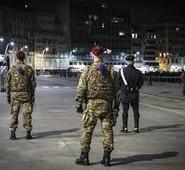 Esercito a sostegno delle Forze dell'Ordine. Quadrini condivide l'iniziativa di Santangeli e D'Arpino.