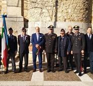 ANC Arce, celebrata la Virgo Fidelis in onore dell'Arma dei Carabinieri
