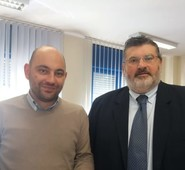 Sanità, il consigliere provinciale Gianluca Quadrini incontra Stefano Lorusso