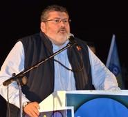 Gianluca Quadrini si congratula con l'Avv. Anna Carmela Costanza per la nomina in Lega Ambiente Fiuggi