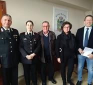 Roccadarce, incontro con i Carabinieri per difendersi dalle truffe. Raccomandazioni e consigli alla cittadinanza.
