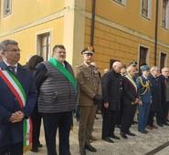 """Campagna d'Italia: 75 anni fa i canadesi entravano a Pontecorvo.   QUADRINI:""""BELLISSIMA MANIFESTAZIONE CHE INORGOGLISCE IL TERRITORIO""""."""