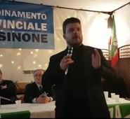 """Grande successo per la Manifestazione del Centro destra, che sabato si è svolta in Piazza San Giovanni a Roma.Conti (FIG): """"Tanti i sostenitori di FI, anche dalla provincia di Frosinone"""""""