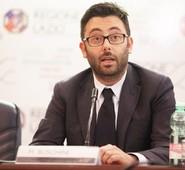 Buschini neo presidente Consiglio regionale Lazio.Gli auguri di Gianluca Quadrini