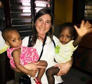 Arpino, nuova missione in Africa per Vanessa Bove. Plauso di Quadrini:esempio per tutti