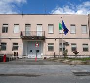Gianluca Quadrini al fianco del personale della Polizia Penitenziaria della Casa Circondariale di Cassino