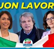 Gianluca Quadrini: Forza Italia un partito in crescita con i tre ministri nel Governo Draghi