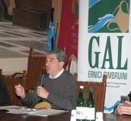 GAL ERNICI SIMBRUINI, RICONFERMATO RONDINARA E IL CONSIGLIO AMMINISTRAZIONE. GLI AUGURI DI QUADRINI.