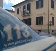 ISOLA DEL LIRI, INCIDENTE DI CACCIA. QUADRINI PLAUDE AL POLIZIOTTO EROE, VITALE.