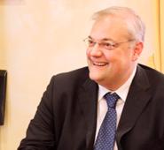 Le Congratulazione del Presidente Gianluca Quadrini a Carlo Maria D'Alessandro, nominato nuovo direttore dell'Ufficio Territoriale della Provincia di Latina.