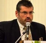 Gianluca Quadrini si congratula con il Dott. Marino Venditti per il nuovo incarico.